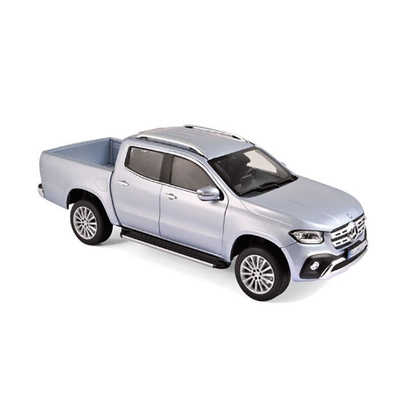 Norev 183420 Mercedes Benz X-Klasse argento 2017 Escala 1 18 Modelo Nuevo °