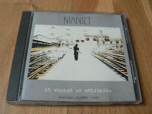 Gerard-Manset-Il-Voyage-en-Solitaire-Remixage-1988-CD-EMI