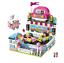 Indexbild 43 - Bausteine Spielplatzserie Mini Kind DIY Spielzeug LOZ1717~1728 Lernspielzeug OVP