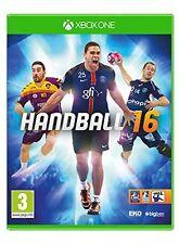 IHF Handball Challenge 16 [Xbox One XB1, Region Free, European Sports] NEW