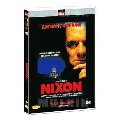 NIXON (1995) DVD - Anthony Hopkins (*New *Sealed *All ...