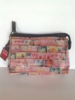 Relic Cosmetic Bag 3d Images Love Quotes Designer Fashion Hip Fun Hearts Chic