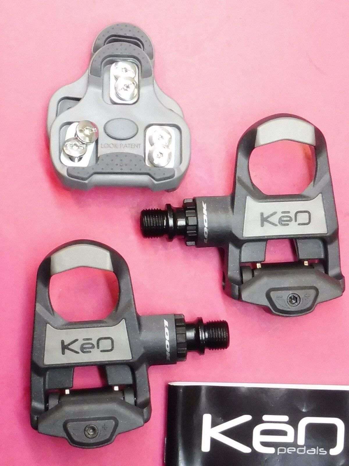 LOOK  Keo Sprint Clipless Road  bicycle pedals - NOS