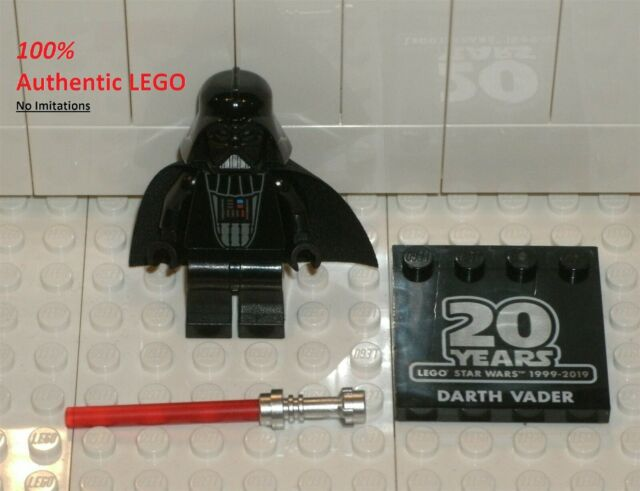Lego Darth Vader SW Minifig Accessory x Helmet x 1 /& Lightsaber x 3