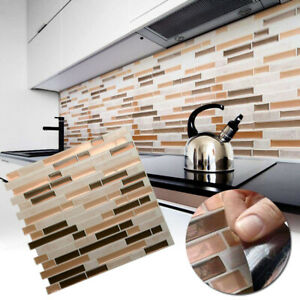 DIY-Mosaic-3D-Self-Adhesive-Wall-Tile-Sticker-Vinyl-Bathroom-Kitchen-Home-Decor