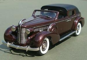 Image Is Loading Buick Collection Brooklin Models 1938 Limited Derham