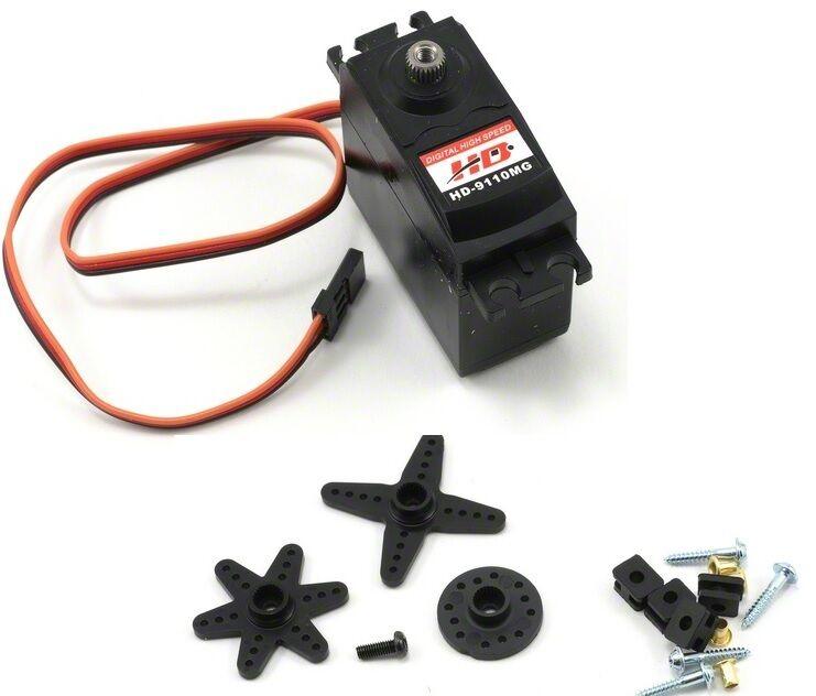 HD-9110MG Servo  Digitale energia HD 10,50Kg Ingranaggi Mettuttio SERVO DIGITAL energia  sconto di vendita