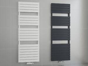 Design Flach Badheizkörper Handtuchwärmer Bad Handtuchheizkörper