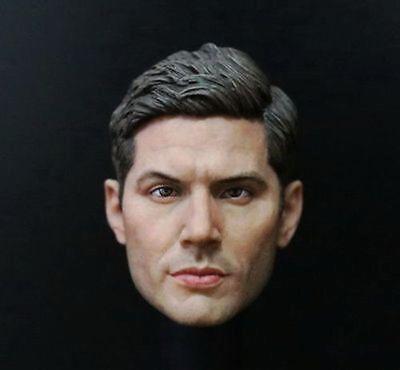 Custom 1:6 Supernatural Sam Winchesteri Headsculpt Drama Actor Head Carving