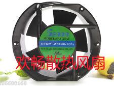 1 PCS SEADA FAN SA1725A1  AC110/120V 0.55A 172*150*51mm  2 Wire