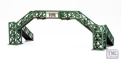Just C004 Dapol Oo Gauge Platform/trackside Footbridge Parts & Accessories