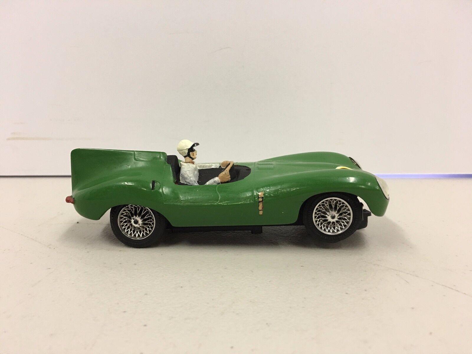 Vintage 1 24 1 24 scale slot car main droite conducteur