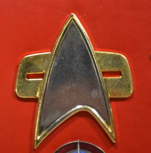 Entlastung Von Hitze Und Sonnenstich Enterprise Starwars an2538 Star Trek Pin Badge 4 X 5 Cm