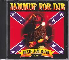 CD DIXIE JAM BAND Jammin For Danny Joe Brown /Molly Hatchet/Blackfoot/Skynyrd