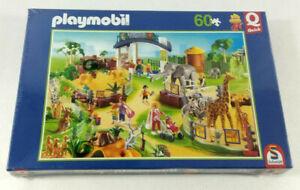 Puzzle-Playmobil-Quick-Pocket-de-voyage-60-Pieces-Neuf-et-scelle-Envoi-suivi