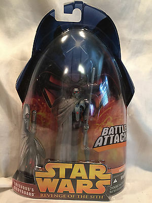 Hasbro Star Wars Revenge Of The Sith Figure Grievous S Bodyguard 8 New 2005 Ebay
