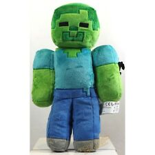 """Minecraft Zombie 12"""" / 30cm Official Plush Soft Toy 3 Years+ NEW Fast Dispatch"""