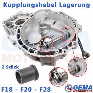 Kupplungshebel-Lagerungs-Set-Opel-F18-F20-F28-Getriebe-668476-90250723-Lager