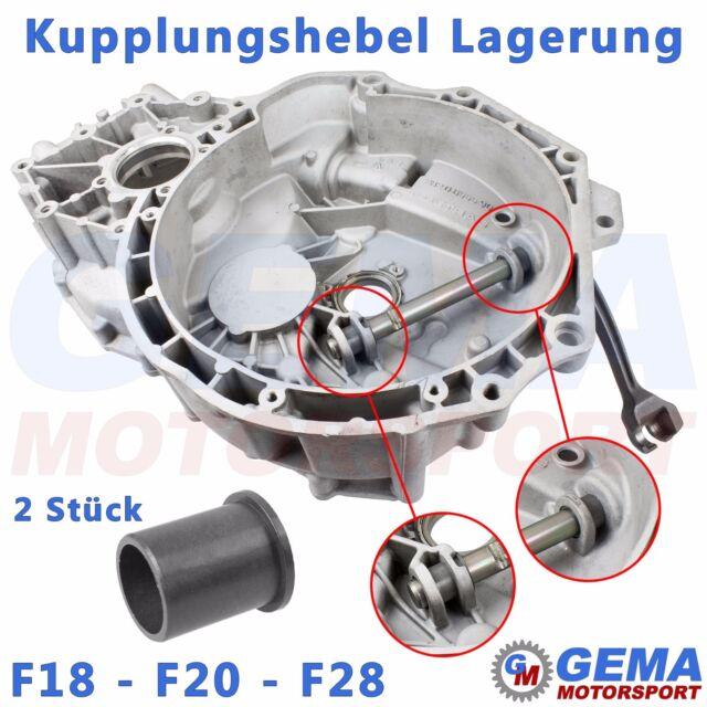 Kupplungshebel Lagerungs Set Opel F18 F20 F28 Getriebe 668476 90250723 Lager