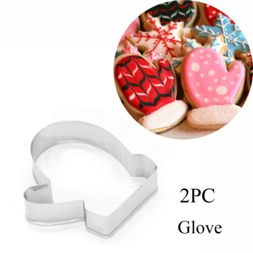 Theme Snowflake Biscuit Mold Baking Tool Christmas Cookie Cutter Cake Mould
