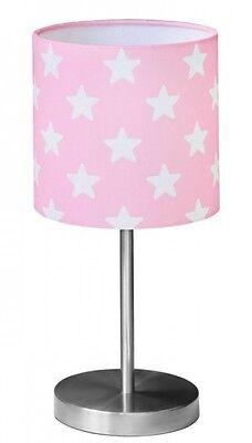 300492 KIDS CONCEPT STAR TISCHLEUCHTE LAMPE LEUCHTE  KINDERZIMMER  ROSA 33 cm