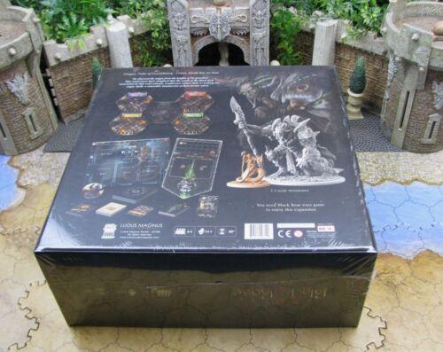 Black Rose Wars Kickstarter Crono Expansion Ludus Magnus Studio D/&D RPG mini KSE