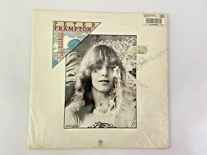 Peter Frampton Somethin's Happening Vinyl LP Record Album A & M 1974