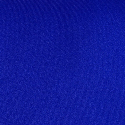 DQT raso Plain Solid Royal Blue Kids Elasticizzata Pre-Legato pagina Ragazzi Cravatta
