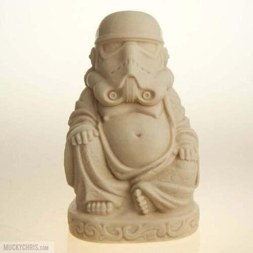 Stormtrooper BuddhaStar WarsDesert Sand