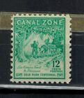 Canal Zone Stamp - Sc#CZ144 – 1949 12¢ Gold Rush Centennial - MNH