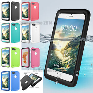 IPHONE-6-6S-4-7-7-5-5-PLUS-WATERPROOF-SHOCKPROOF-DIRT-PROOF-HARD-THIN-CASE-COVER