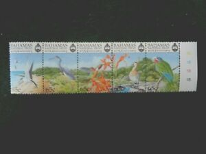BAHAMAS 1999 NATIONAL TRUST - BIRDS 3rd ISSUE 5v MNH MINT SG1198-1202