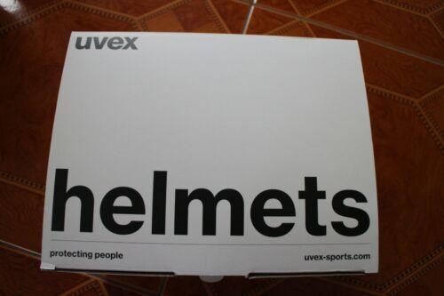 52-57 cm Casque UVEX I-Vo Race-rennradhelm Blanc Taille