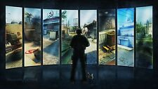 "CS GO Counter Strike Global Offensive FPS Hot New game Art 25""x14"" Poster"