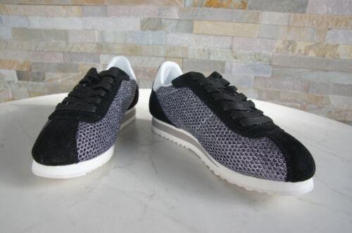 Autrefois Baskets Usa Lacets Neuf Bleu À Noir Bowling Chaussures 36 wzxPXq4F