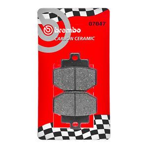 Brake-Pads-Brembo-Ceramic-Rear-Piaggio-Vespa-GTS-Gtv-250-2008-gt