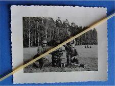Foto MG 34 auf Lafette sMG 34 Wehrmacht