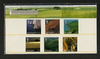 QEII 2005 Presentation Pack A British Journey South West England stamps