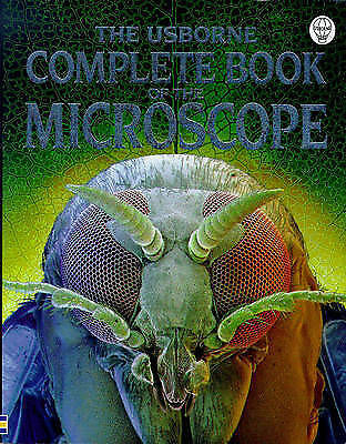 1 of 1 - The Complete Book of the Microscope (Usborne complete books), Rogers, Kirsteen,