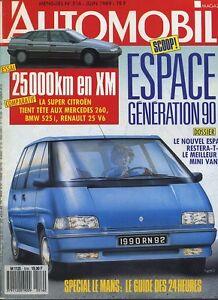 L-AUTOMOBILE-MAGAZINE-n-516-06-1989-PORSCHE-CARRERA-4-R21-TXI-MASERATI-A6G54