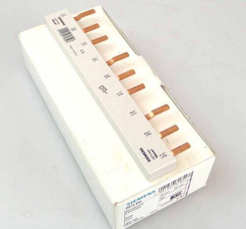 Siemens sammelschiene 5st3644 puerto: 3x 3-monofásica contacto seguro