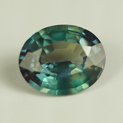 0.73 ct GIA CERTIFIED NATURAL ALEXANDRITE COLOR CHANGE GREEN TO PURPLE