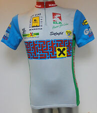 """Kastle Granit Beisser Cycle Cycling Shirt Jersey Size 4 38-40"""" Ciclismo Trikot"""