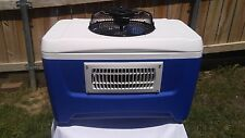 Portable Air Conditioner cooler 48 Quart  Multi Speed high velocity fan