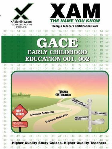 Wynne, Sharon GACE Early Childhood Education 001, 002  - $12.38