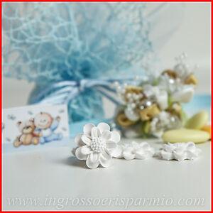 Details zu 10 Kreiden Kleine Blumen Zum Selber Machen Bomboniere Hochzeit  Taufe Geburt