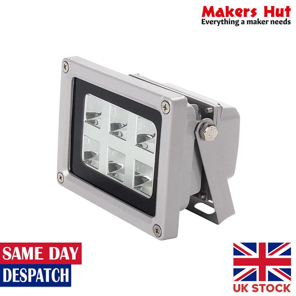 UV Light 110-260V 405nm UV LED Resin Curing Light Lamp