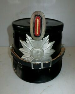 Superb-Shako-of-La-Police-German-City-in-Identify-Years-20-40
