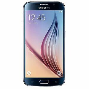 New-Samsung-Galaxy-S6-SM-G920A-AT-amp-T-Unlocked-32GB-Android-Smartphone-Black