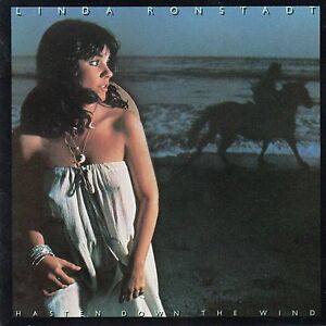 NEW-CD-Album-Linda-Ronstadt-Hasten-Down-the-Wind-Mini-LP-Style-Card-Case